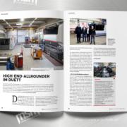 Blechtechnik – Magazin
